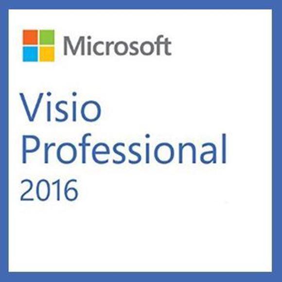 visio professional 2016
