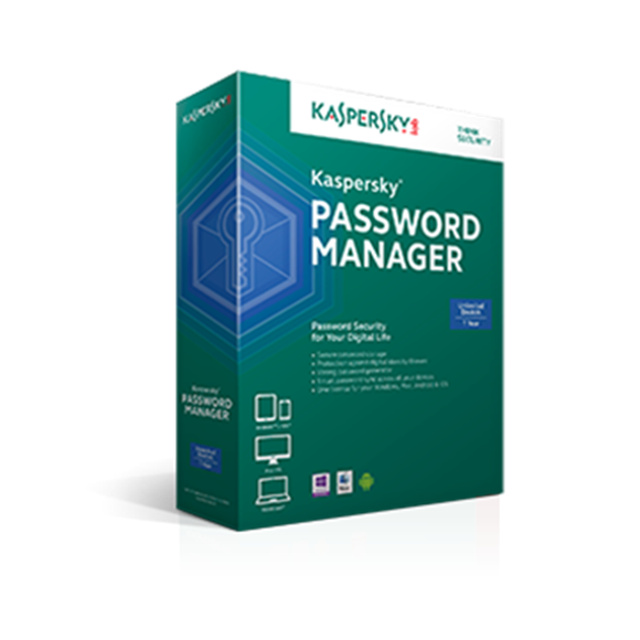 Kaspersky Cloud Password Manager